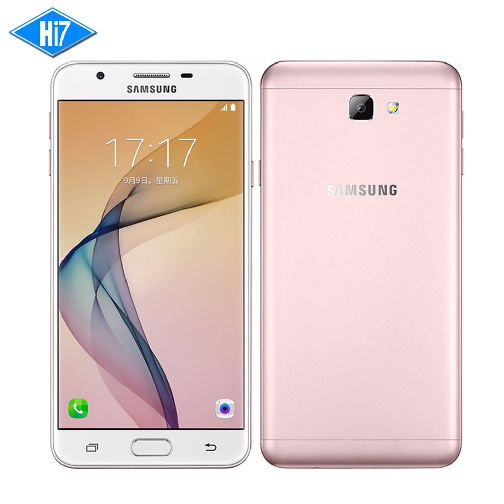 2016 New Original Samsung Galaxy On5 G5700 Cell Phone 5.0'' Dual SIM 3G RAM 32G ROM 4G LTE Android 6.0 Fingerprint Smartphone