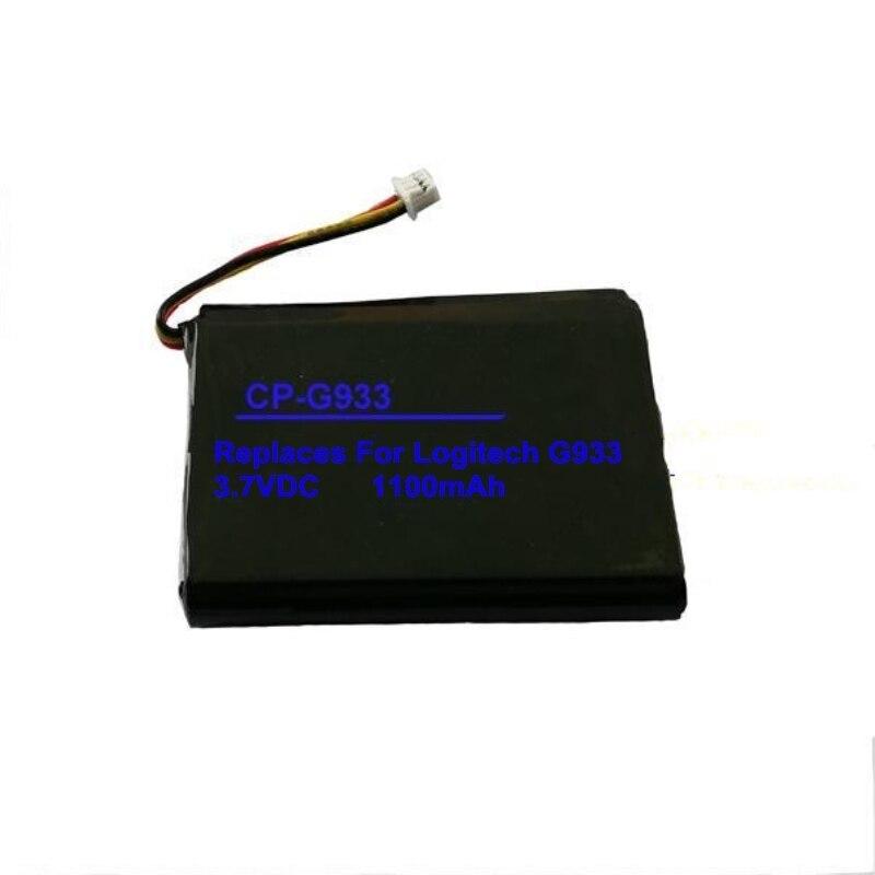 Iniciativa Batería Ttvxo Para Auriculares Inalámbricos De Batería 533-000132 De Logitech G933