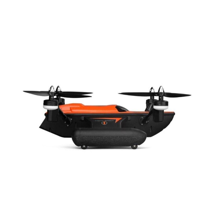 2017 nueva llegada WLTOYS Q353 RC Drone RTF 2,4G 6 ejes aire tierra mar modo/modo sin cabeza una tecla de retorno RC Quadcopter naranja - 6
