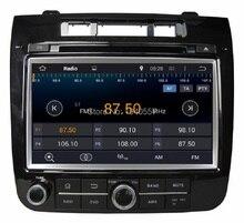 """1024*600 HD 8 """"android 5.1 rádio do carro dvd gps para volkswagen vw touareg 2010-2014 com espelho ligação 3g wi-fi bluetooth usb rádio"""