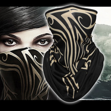Dishonored 2 Маска Dishonored II Emily косплей маска реквизит костюм шарф