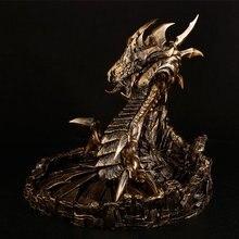 Estartek 1/6 украшение Гараж Комплект Дракон Smaug статуя для фанатов Collection праздничный подарок