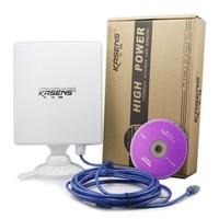 N9600 High Power 6600MW 150Mbps USB Wireless Wifi Adapter 80dbi Antenna Adaptador