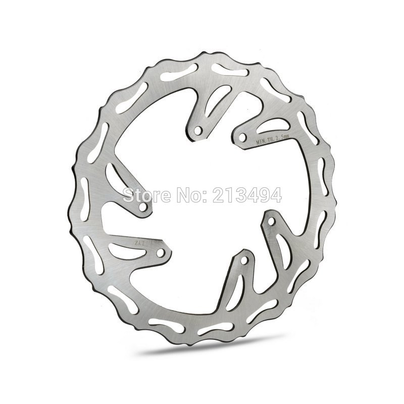 Motorcycle Front Rear Brake Disc Rotor Kit For Honda Crf250r 450r
