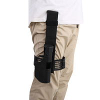 Hunting High quality Tactical Military Glock holster Right Drop Leg Thigh Lock Pistol Holster for Glock 17 18 19 22