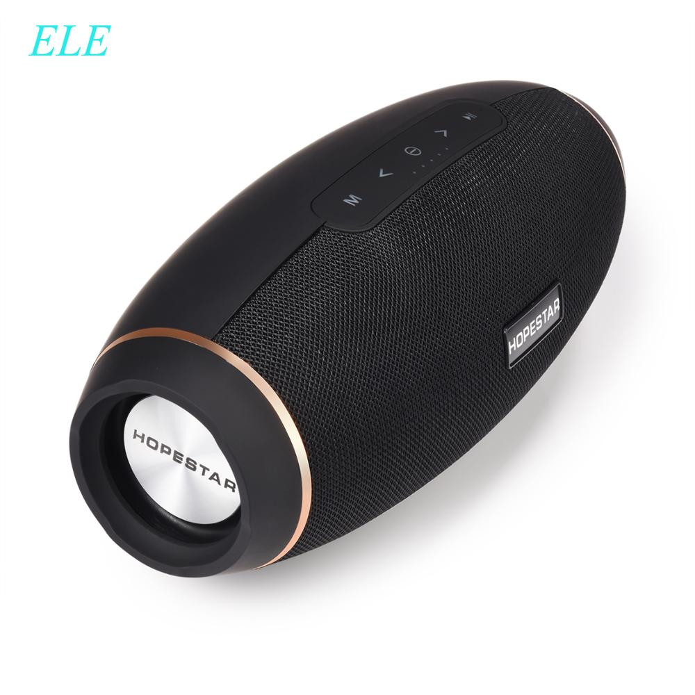 HOPESTAR 30W Portable Wireless Bluetooth Speaker Life Waterproof Outdoor Bass Effect Subwoofer USB AUX Mobile Boombox-in Portable Speakers from Consumer Electronics on Aliexpress.com   Alibaba Group