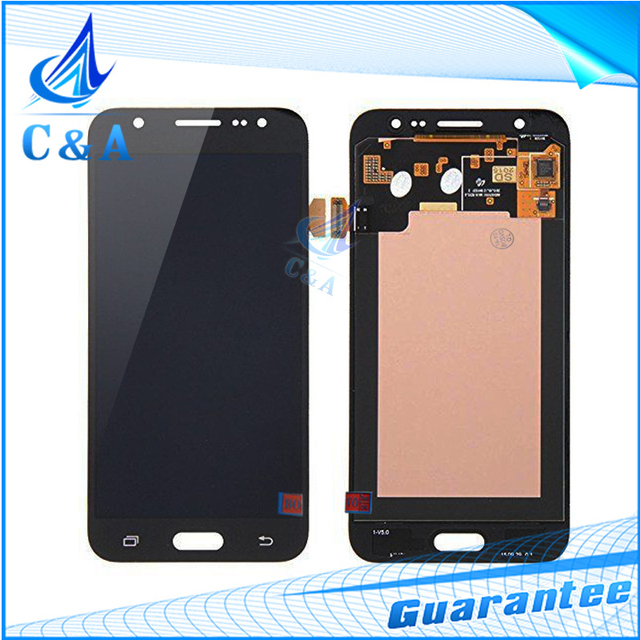 For Samsung for Galaxy J5 LCD J500 J500F J500M J500Y J51 J510 display screen with touch digitizer complete 1 piece free shipping