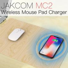 JAKCOM MC2 Wireless Mouse Pad Charger Hot sale in Accessory Bundles As automatic inductive charging Waterproof desktop
