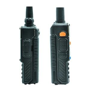 Image 5 - 2Pcs Baofeng UV 5RE Walkie Talkie Dual Band CB Radio UV 5R 5W 128CH UHF VHF Portable Two Way Radio Station Hunting Transceiver