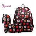 New 3pcs/set baby bags for mom multifunctional mummy maternity stroller bag large capacity baby diaper nappy changing bag