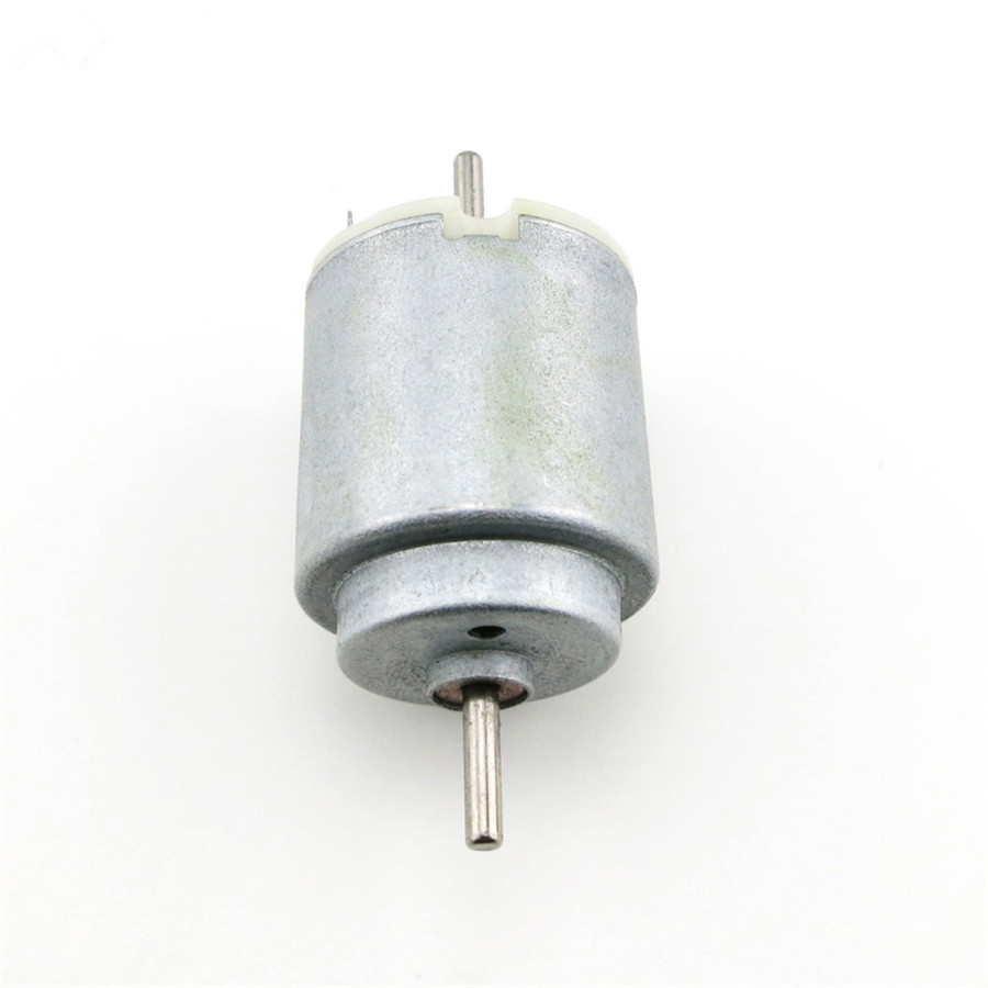 1pc J363b Micro DC Motor R140 Double Output Shaft Model Car Round Drive Motor DIY Toy Power Component Free Shipping Spain France