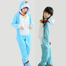 a8b44719c7 Franela invierno pijamas para las mujeres animal anime adultos con capucha  pijamas infantil homewear TC001
