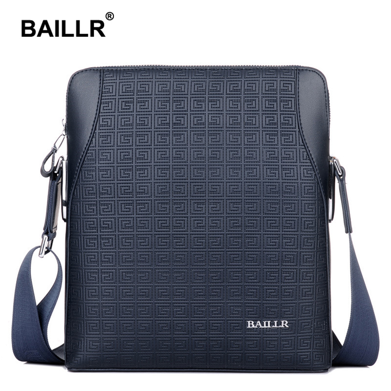 ФОТО Brand Luxury Genuine Leather Men Messenger Bag Business Cowhide Leather Bag Men Crossbody Bags Men Travel Shoulder Bag