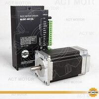 ACT Мотор 1 шт. Nema23 бесщеточный двигатель постоянного тока 86BLF04 48 В 440 Вт 3000 об./мин. 3 фазы одной Вал + 1 шт. драйвер BLDC 8015A 50 В США DE Великобритания