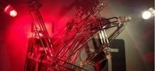100 stücke 3mm BiColor Rot Warm Weiß LED Diode 3pins 20mA Gemeinsame Anode Wasser Klare Linse