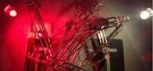 100pcs 3mm BiColor אדום חם לבן LED דיודה 3 סיכות 20mA אנודה משותף מים ברור עדשה