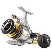 2018 New Shimano Stradic SW 4000XG 4000HG 5000XG 5000PG Spinning Reel 6.2:1 Saltwater 6+1BB 11kg Drag X SHIP HAGANE Fishing Reel