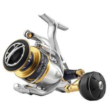 2018 New Shimano Stradic SW 4000XG 4000HG 5000XG 5000PG Spinning Reel 6.2:1 Saltwater 6+1BB 11kg Drag X-SHIP HAGANE Fishing Reel - DISCOUNT ITEM  48 OFF Sports & Entertainment