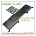 "11.1 V 3280 mAh Bateria AP11D3F Para S3 S3-391 S3-951 Originais 13.3 ""AP11D3F AP11D4F MS2346"