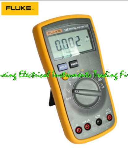 все цены на FAST arrival Original FLUKE 12E+ F12E+ Auto Range Digital Multimeter Meter DMM 3 years warranty онлайн