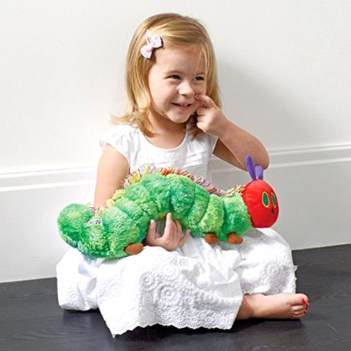 Authentic 3 Pattern The Very Hungry Caterpillar By Eric Carle Sstuffed Plush Toy Kids Children Gifts