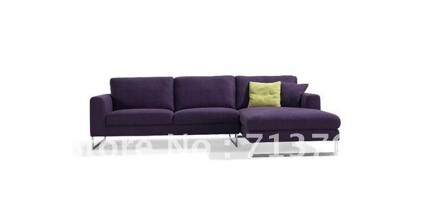 Moderne möbel/wohnzimmer ecke bond leder sofa/sofagarnitur/lounge ...