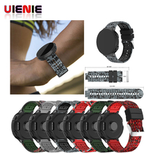 цена на UIENIE Hot Product Replacement Silicagel Soft Band Strap For Garmin Forerunner 235 GPS Watch pulseira inteligente free Shipping
