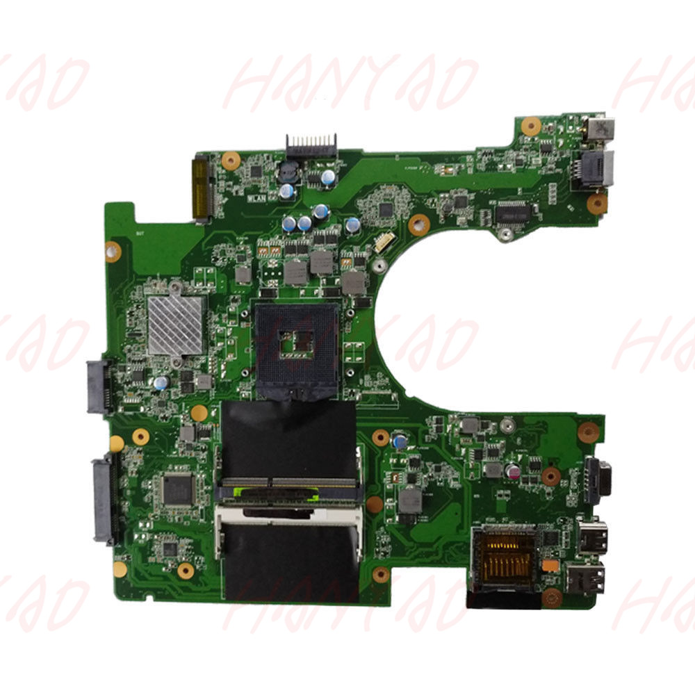 PN60 N6KMB3000 для Asus U56E Материнская плата ноутбука U56E основная плата REV2.0 HM65 Бесплатная доставка 100% тест нормально