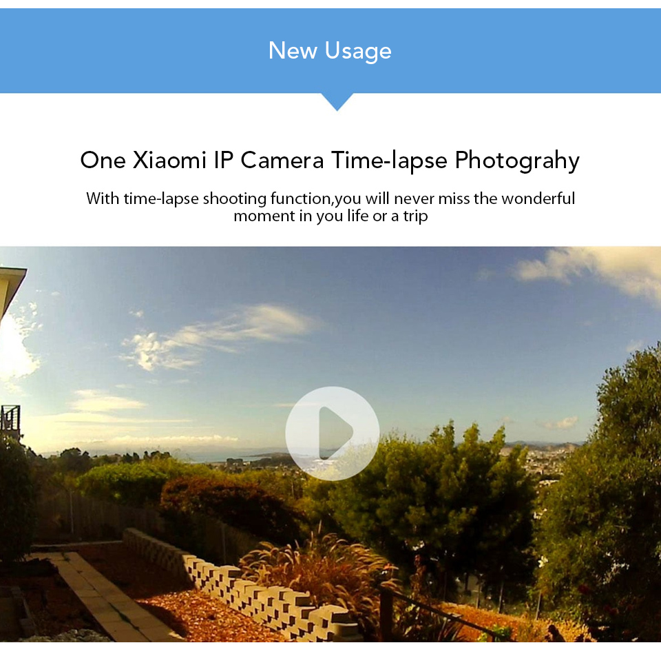 Original Xiaomi CCTV Mijia Xiaofang 110 Degree F2.0 8X 1080P Digital Zoom Smart Camera IP WIFI Wireless Camaras Cam Night Vision (7)