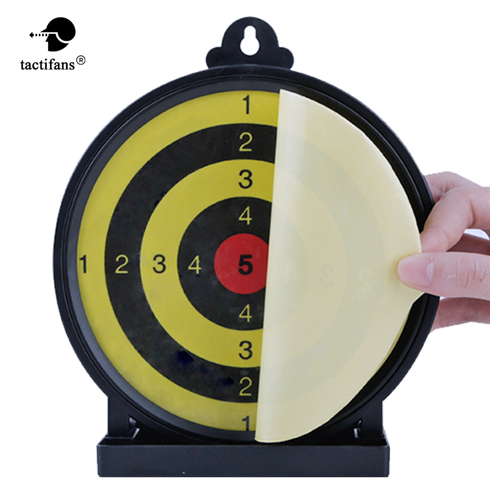 Tactifans Outdoor Sticking Viscous Buffer GEL Shooting Target Durable Practice Training Accessory For Hunting Shooting BB Pellet