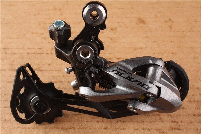 SHIMANO ALIVIO RD M4000 9S Speed Shadow System MTB Bicycle Rear Derailleur