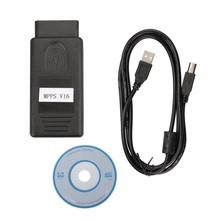 Hihg-grade Multi-languages Diagnostic Tools OBD2 MPPS V16 MPPS ECU Chip Tuning for EDC15 EDC16 EDC17 Inkl with CHECKSUM