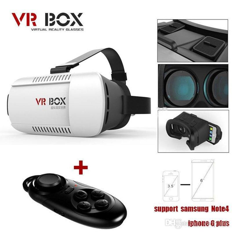 <font><b>VR</b></font> <font><b>BOX</b></font> google <font><b>Virtual</b></font> <font><b>Reality</b></font> Glasses 3d <font><b>Movie</b></font> Games for Smart Phone Professional <font><b>VR</b></font> Glasses+Bluetooth Wireless Control in <font><b>stock</b></font>