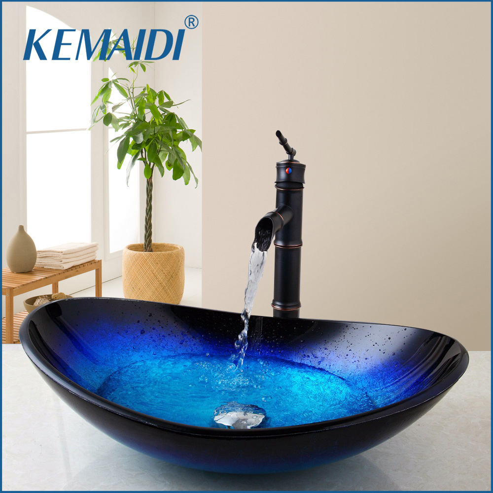 Bathroom Sink Quality online get cheap waterfall faucet for vessel sink -aliexpress