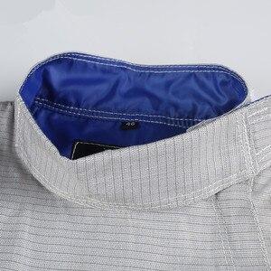 Image 5 - Folia lame, folia metaliczna lame, kurtka z folii elektrycznej, folia elektryczna lame, produkty i sprzęt do szermierki