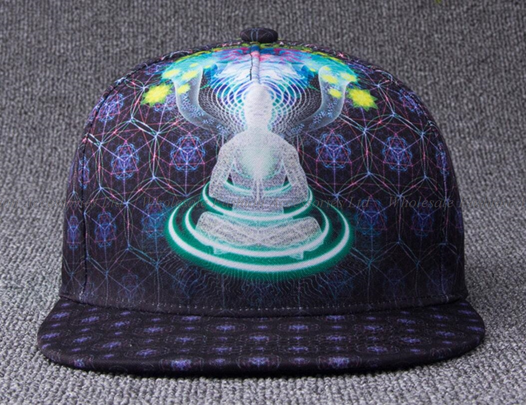 eae30ceb9cf ▽5pcs lot Wholesale Printing Flat Brimmed Snapback Hats NEW Fashion ...