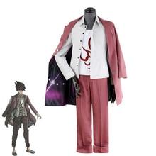 Anime New Danganronpa V3 Kaito Momota Cosplay Costume Custom-made