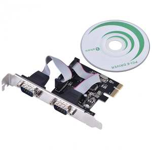 Rosewill RC-303 PCI Card ASIX Port Drivers for Windows Mac