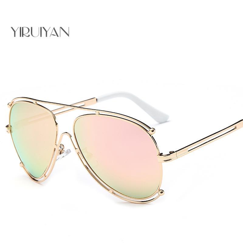 Oculos Für De Vintage Mode 06 Damen 08 Retro Spiegel Sol 05 Sonnenbrille Frauen 04 07 Luxus 03 Qualität 01 Hight Stücke 5 Großhandel 02 6qnfSYYO