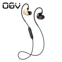 OGV S530 Sport Wireless Earphones Stereo Music Bluetooth Earphone With Mic In Ear Headset For IPhone