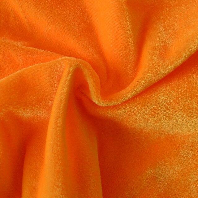 Us 899 Tanie Stretch Velvet Pleuche Tkaniny Dekoracyjne Tkaniny Obrus Wielu Kolor Gorgeous Czuł 1 Metr 1 Sztuka Strona Konferencyjne Wystrój W