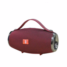 New Wireless Bluetooth Speaker E16 Outdoor Portable Support Handle/TF/USB/FM/AUX/two in series War drum Subwoofer Speaker аудио колонка bluetooth sruppor tf bluetooth speaker