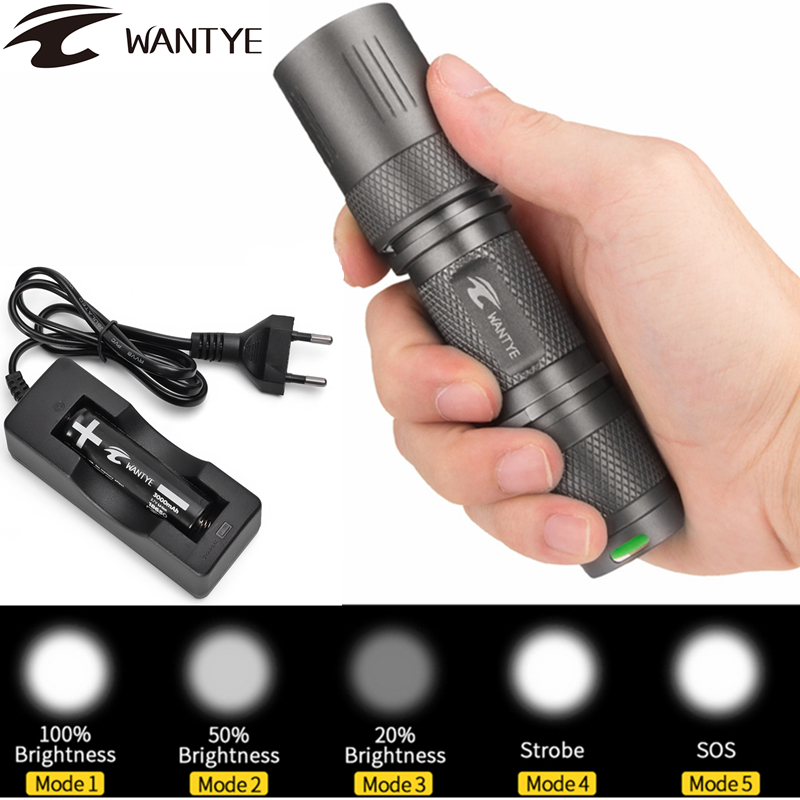 4000LM XM-L XML L2 U2 LED Flashlight Torch Lamp Light 5-Modes Tactical Flashlight 18650 penlight Waterproof+Battery/charger sitemap 15 xml