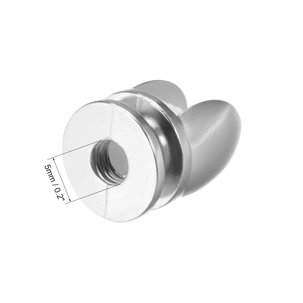 Uxcell 2 шт. Регулируемые Стеклянные Кронштейны из цинкового сплава для 5-8 мм толстого стекла зажим держатель типа 03 07 05 06 кронштейн для полки