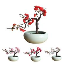 Artificial Plum Blossom Fake Flower Photo Props Wedding