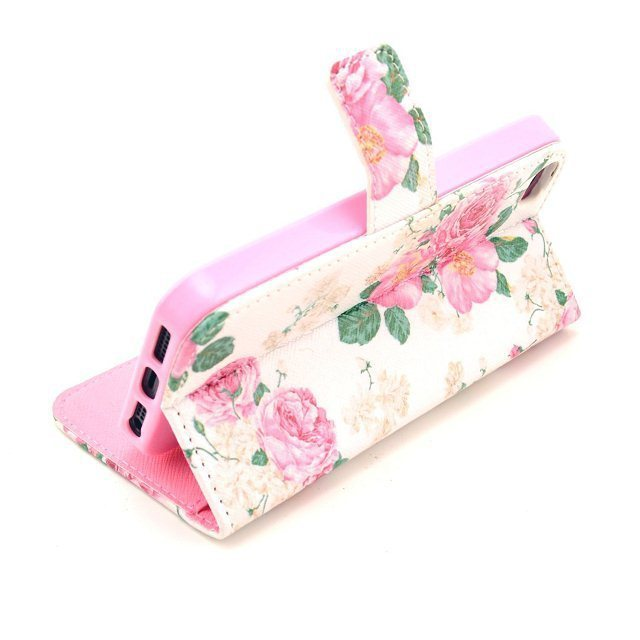 Cute Animal Structure! Flip Wallet Case for iPhone 5 iphone 5s 5g SE