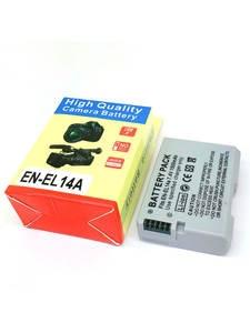 El14-A-Battery D3400 Enel14a D5200 P7100 for Nikon D3300/D3400/D5100/..