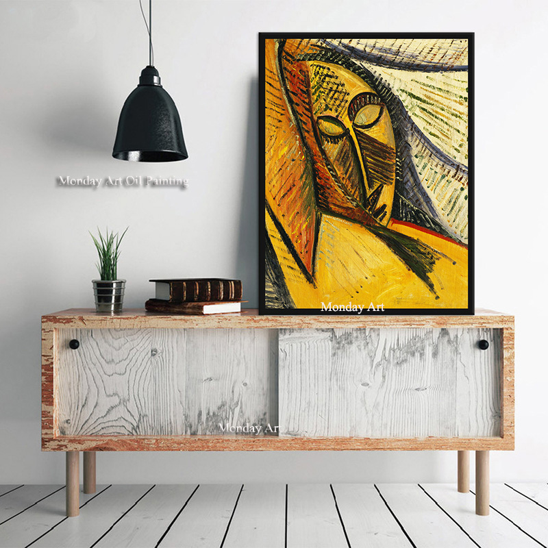 WARMSUN-Pablo-Picasso-Abstract-Oil-Painting-Replica-Canvas-Painting-Wall-Art-Posters-For-Living-Room-Bedroom (1)