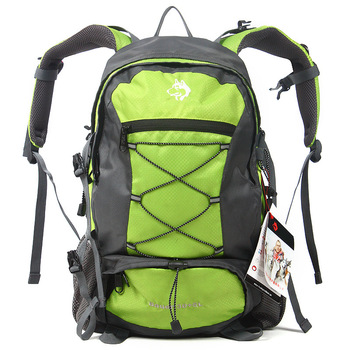 Small Waterproof Backpack | Jungle King 2017 New Outdoor Mountaineering Bag Small Sports Backpack Classic Carry Waterproof Men And Women Travel Backpack35L