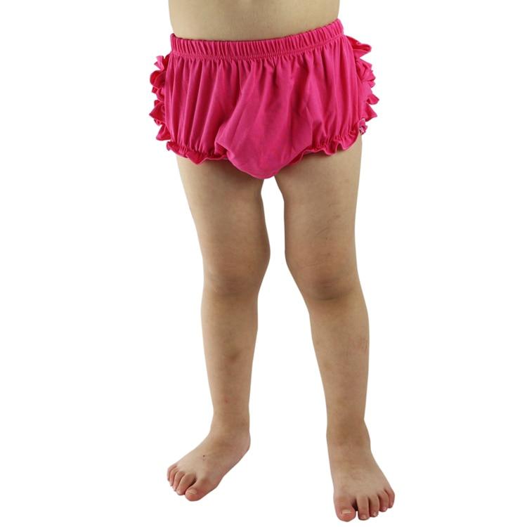 Baby Bloomers Bragas Wennikids Retail Baby Bomull Bloomers 19 Färger - Barnkläder - Foto 3